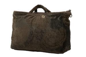 Paisley leather sludge